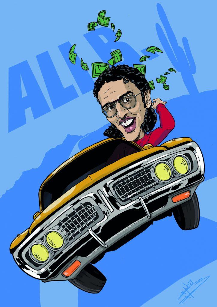 Ali B